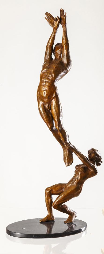 David Wadsworth Sculpture - Balance